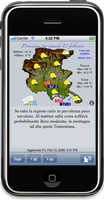 Il Meteo del FVG su iPhone e iPod Touch!