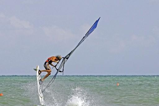 Lignano Riviera windsurfing #3