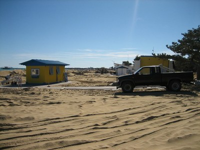 """Lignano Pineta, la spiaggia in corrispondenza della Spot """"alla Pagoda"""". Foto: Ivano De Simon"""