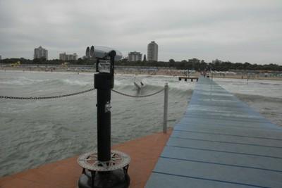 Non solo windsurf. Foto: Ivano De Simon